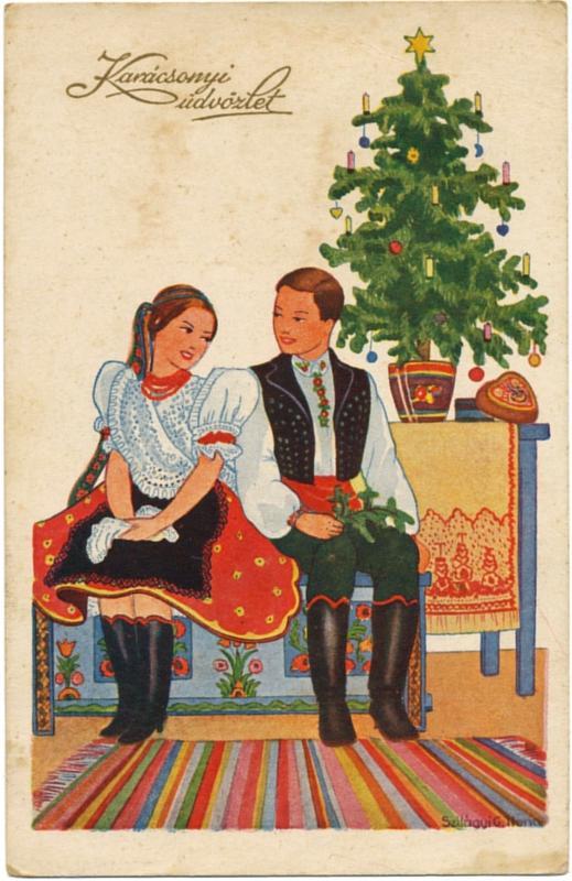 magyar-képeslap