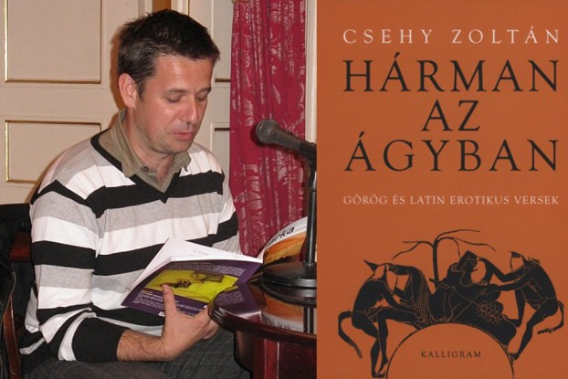 Zoltán Csehy Hárman az ágyban