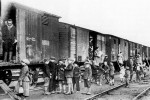 Obyvatelia vagónov - vagonlakók