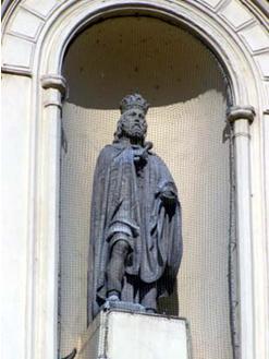 Socha Sv. Štefana