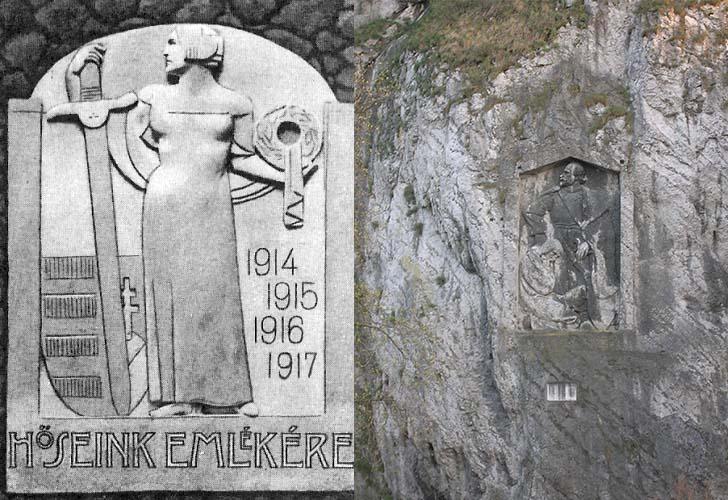Trenčín: Bývalý pamätník Hunnia nahradený pamätníkom Jána Jiskru