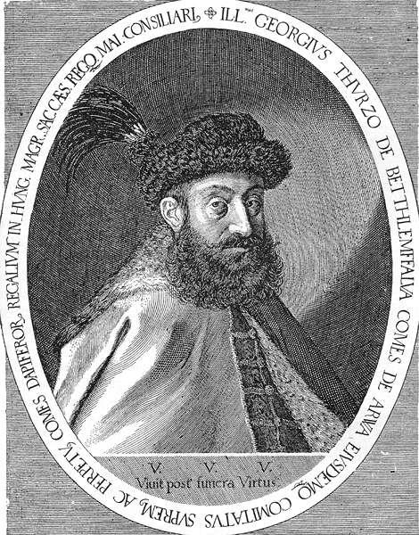 Palatín György Thurzó