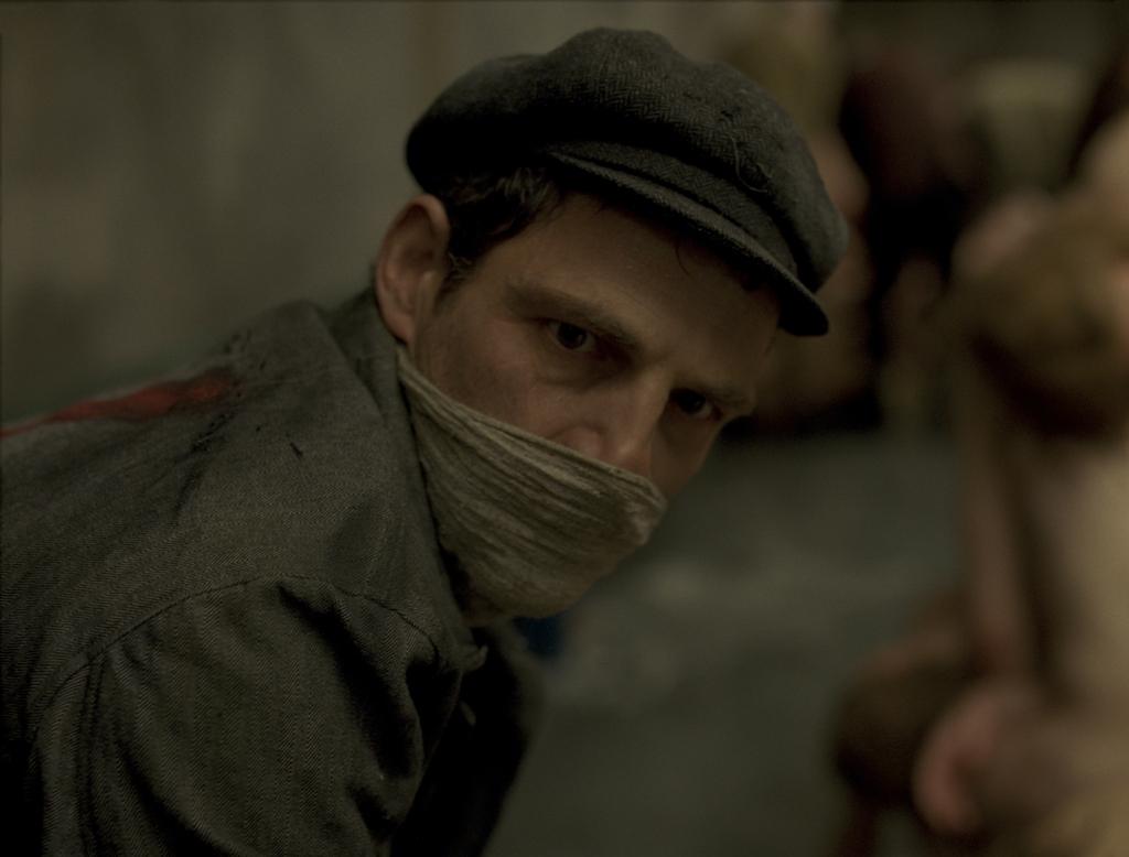 """maďarská dráma """"Saul fia"""""""