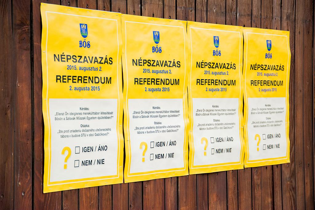 Referendum v Gabčíkove