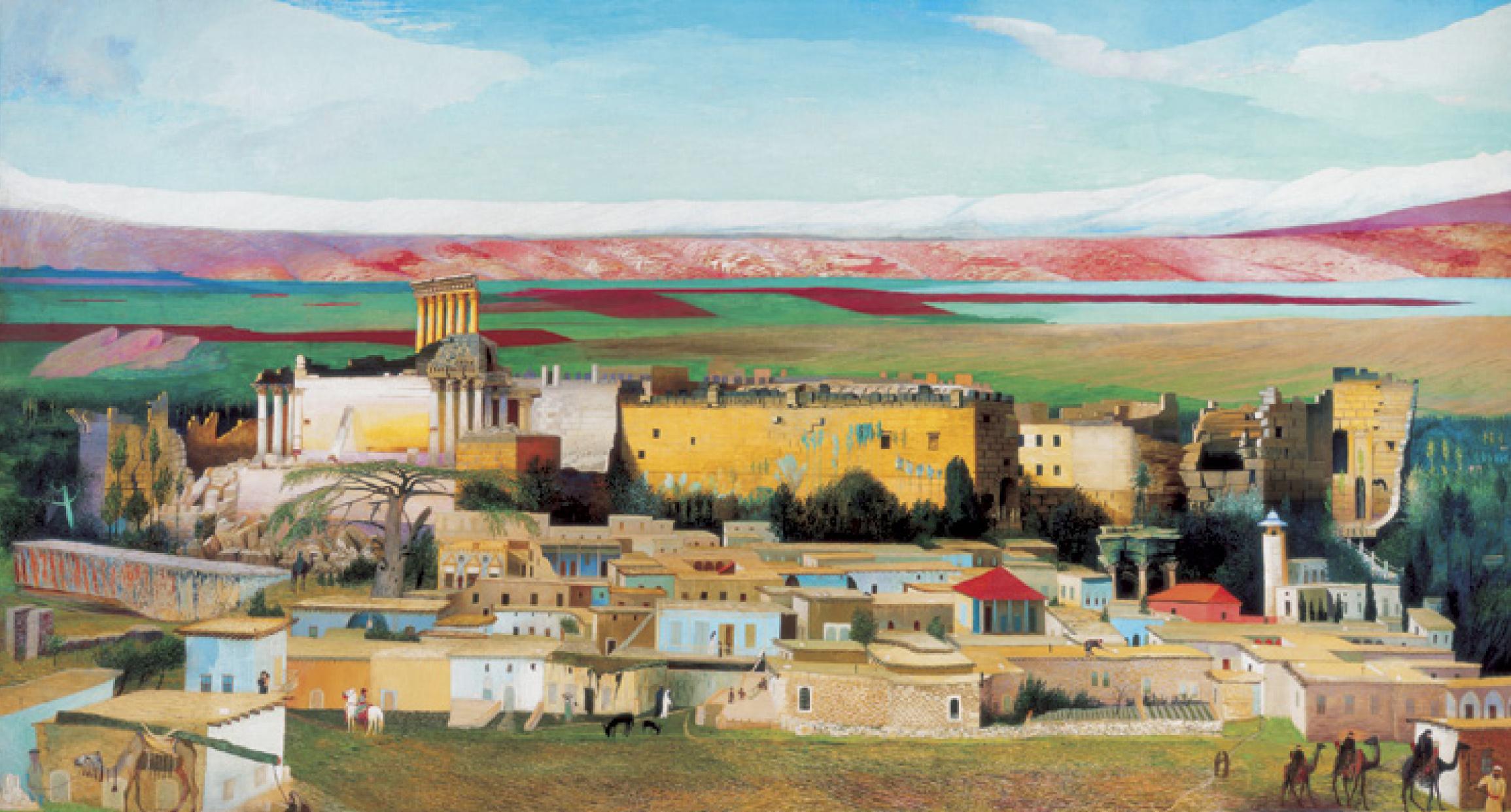 Baalbek (1905-1906).