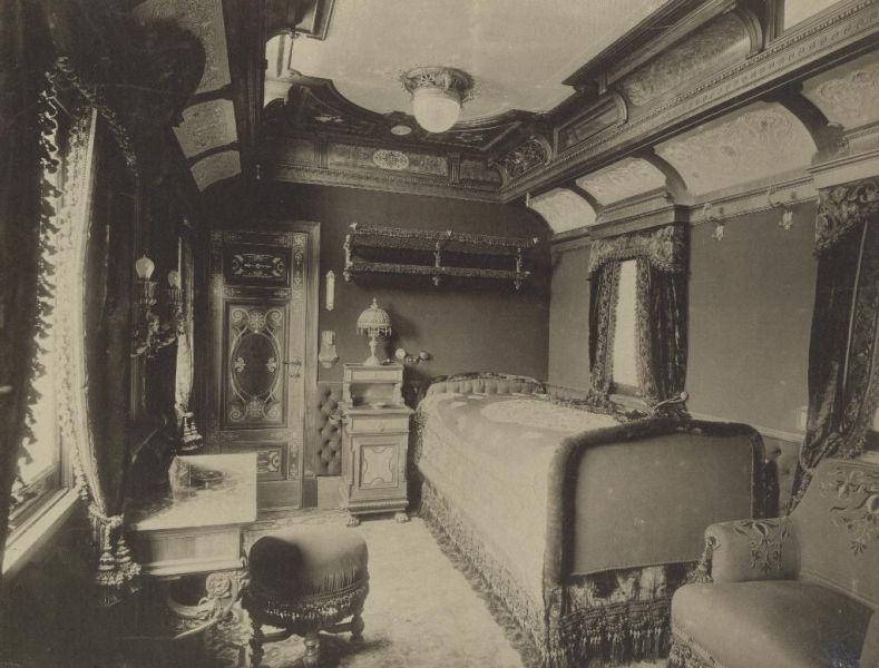Spálňa cisára Františka Jozefa