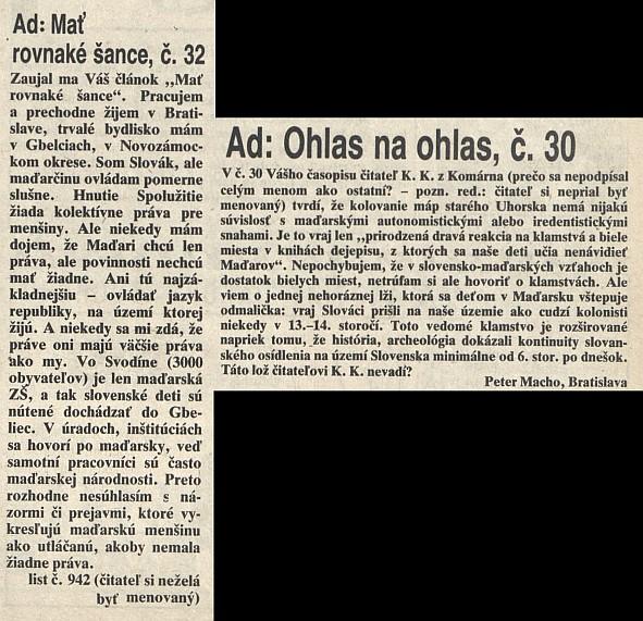 Zmena č. 20 /13.05.1990