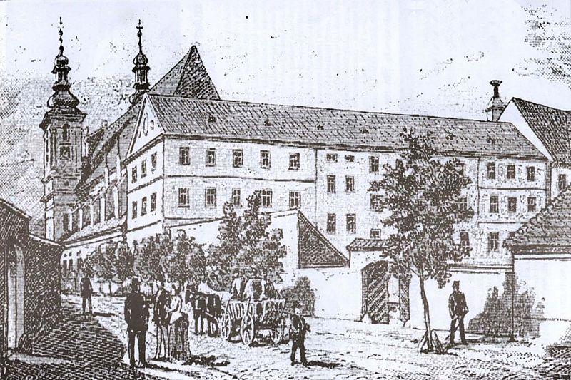 Univerzitu v dnešnej Trnave (maď. Nagyszombat) založil ostrihomský arcibiskup Peter Pázmány v roku 1635 pod názvom Universitas Hungarica.