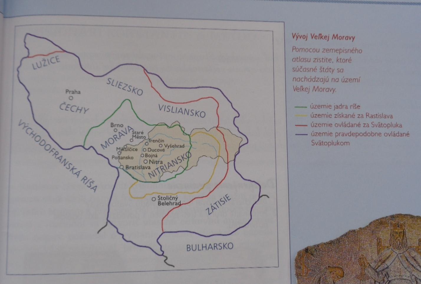Taký veľký rozsah Veľkej Moravy je málo pravdepodobný.