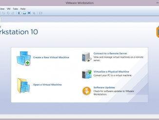 Mit VMWare Workstation virtualisieren