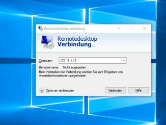 Remote-Desktop-Verbindungen zum Server konfigurieren