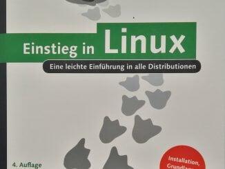 Buchempfehlung: Einstieg in Linux