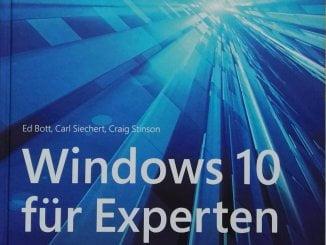 Windows 10 für Experten - Ein Muss für jeden Windows Administrator