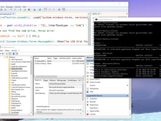 Windows Aufgaben Automatisieren - Ein Überblick ( Batch, Powershell, Aufgabenplanung)