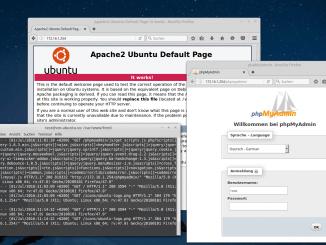Installation und Konfiguration eines Linux Rootservers