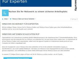 E-Book-Windows-Sicherheit von Dotcomsecurity