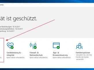 Das Windows 10 mit den neuen Creator Update gegenüber Ransomware schützen