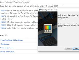 Windows PowerToys FancyZones Mehrere Fenster Am Bildschirm Anordnen Installation