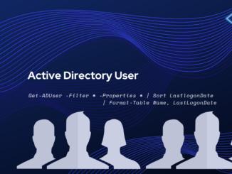 Active Directory - letzte Anmeldung der Benutzer auslesen