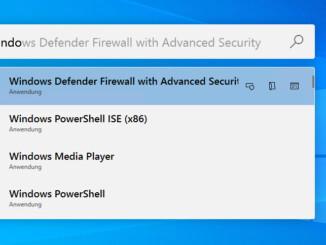 Die Windows PowerToy Suchleiste Leistungstarke Suchleiste Mit Zusätzlichen Icons
