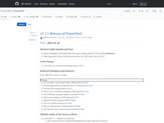 Windows PowerShell 7 Downloaden Und Updaten