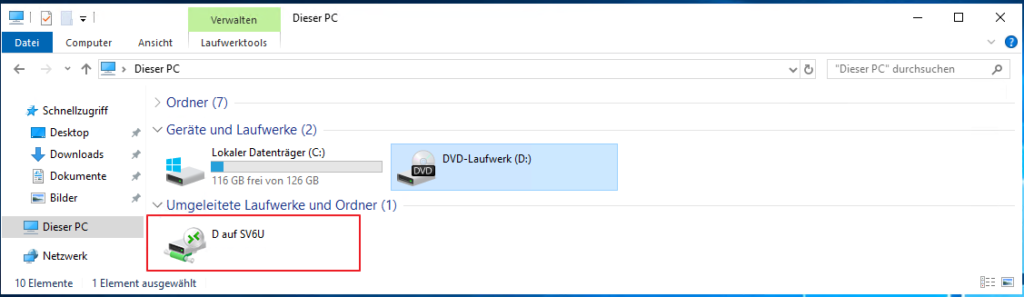 Externen USB Stick In Die Virtuelle Maschine Unter Hyper V Einbinden Anzeige Im Explorer