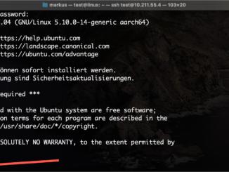 Über Ein MacOS Betriebssystem Ein SSH Verinbund Erstellen2