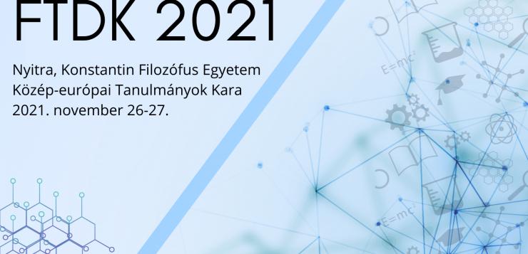XVI. Felvidéki Tudományos Diákköri Konferencia – felhívás szlovákiai magyar egyetemisták részére
