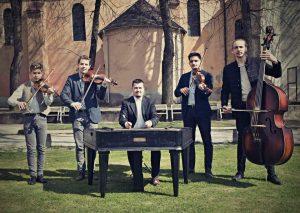 Online koncertet ad a Sajó Banda