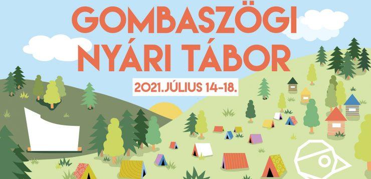 Jön a 2021-es Gombaszög: július 14-én startol a felvidéki nyár!