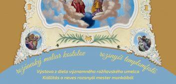 Kiállítás Ádám Gyula templomfestő mester alkotásaiból