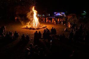 Összetartozásunk Tüze - Gombaszögön