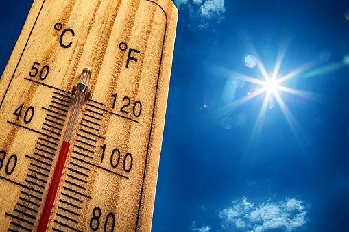 Hőségiasztást adtak ki a meteorológusok