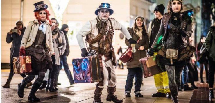 V. TEMPUS ART – alternatív színházak nemzetközi fesztiválja Rozsnyón