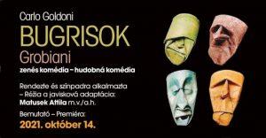 Thália Színház: Bugrisok - nyilvános főpróba