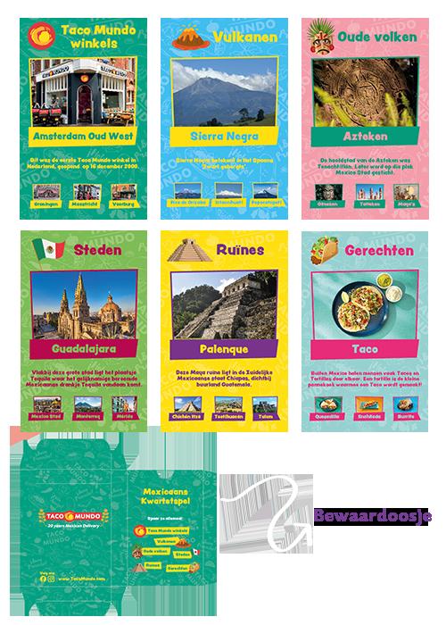 Mexicaans kwartetspel
