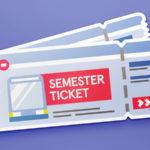Semesterticket Wintersemester 2017/18 inkl. Gewinnspiel!