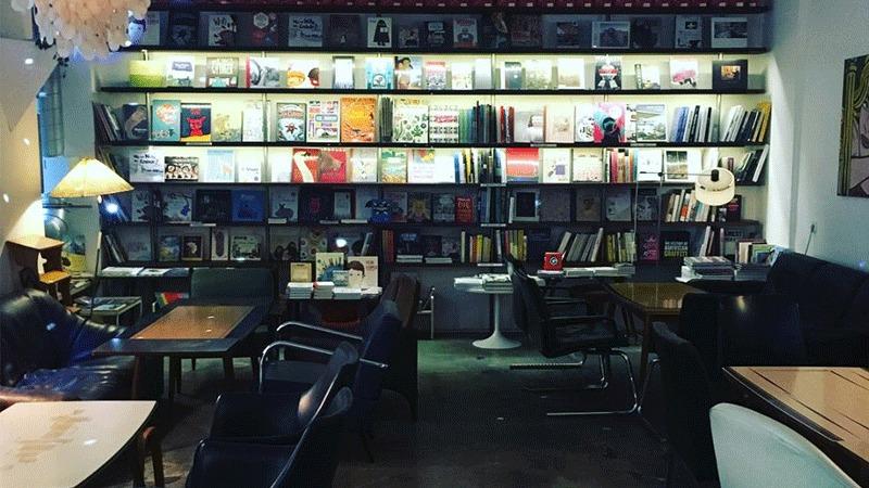 Lesecafés in Wien