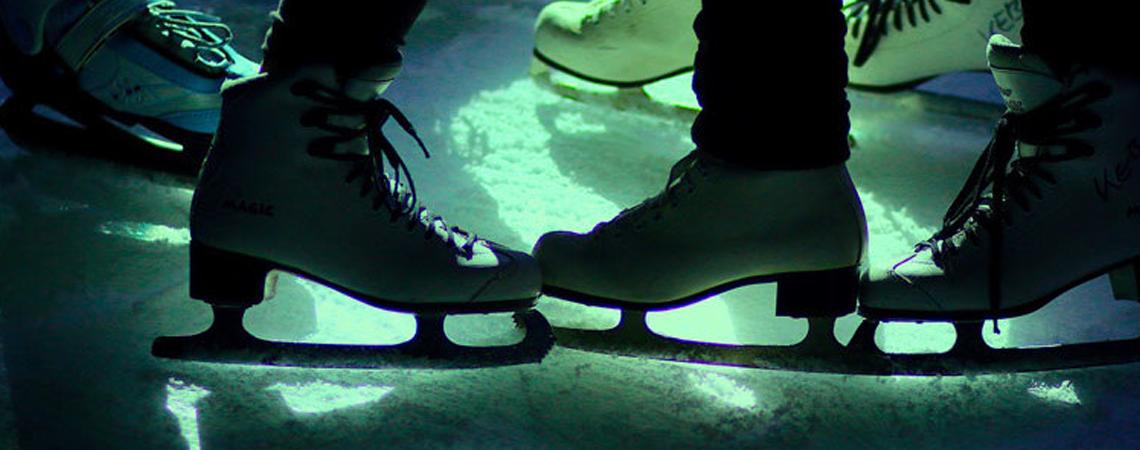 Eislaufen in Wien