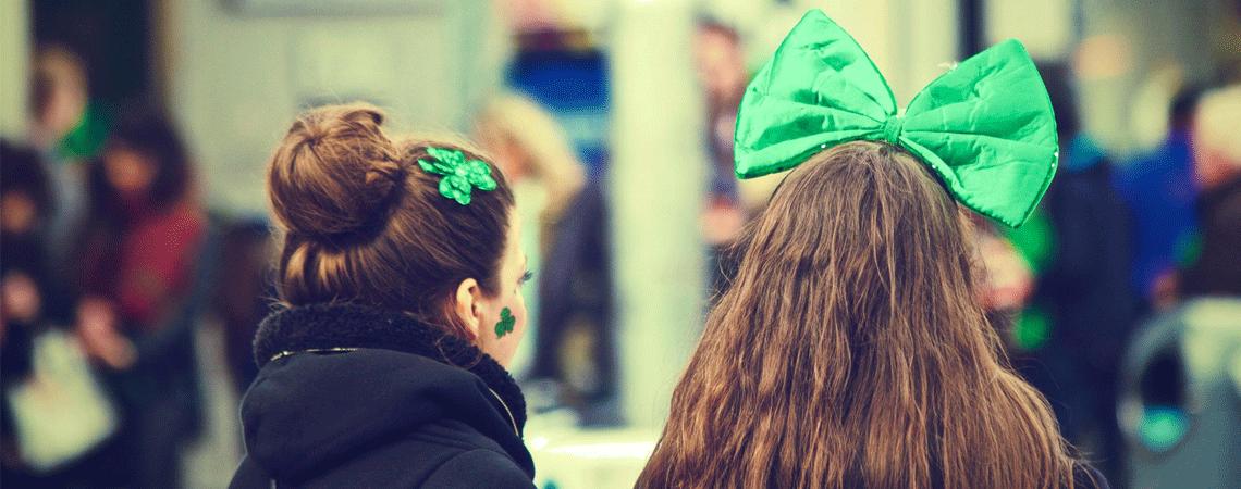 St. Patrick's Day in Wien 2018