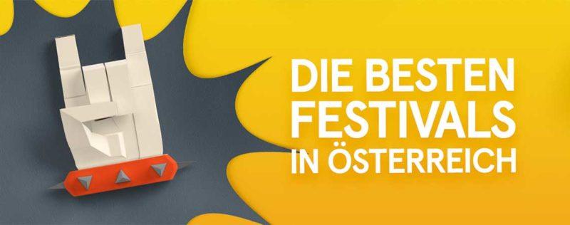 Festivals in Österreich