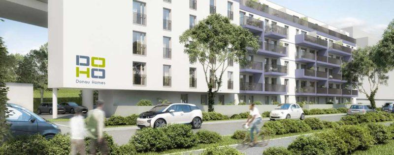 Donau Homes: Ein smartes Zuhause für smarte Studis.