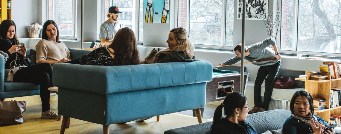 5 studentenheime um die wu wien wohnen nah am campus iamstudent. Black Bedroom Furniture Sets. Home Design Ideas