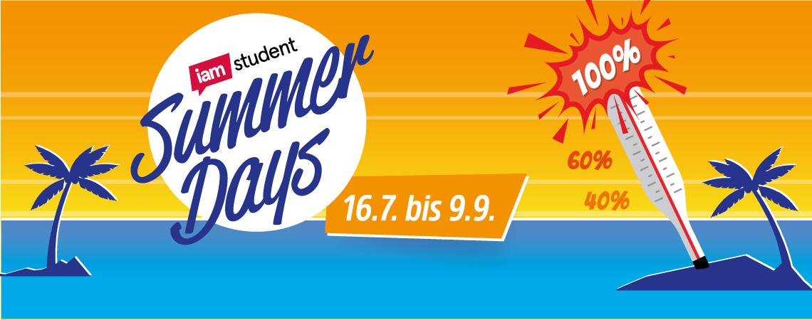 iamstudent Summer Days