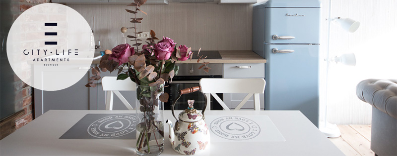 City Life Apartments Boutique Haus: Wohnen für Studenten & Young Professionals.