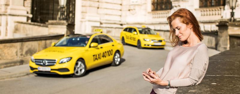 Mit Taxi 40100 als Student sicher und günstig nach Hause