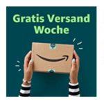 Gratis-Versand-Woche bei Amazon!