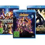 3 Marvel-Filme zum Preis von 2 bei Amazon!