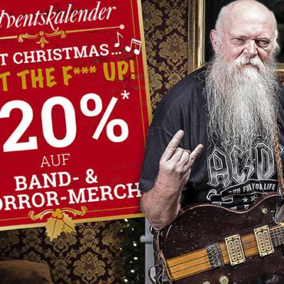 Bis zu 35% Rabatt auf Band- & Horror-Merch bei EMP!