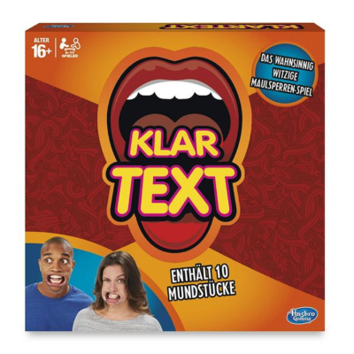 Partyspiel Klartext um 24€ statt 30€!